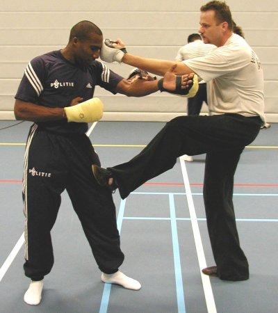Wing Chun en de Politie